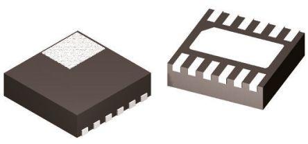Analog Devices LT1763IDE#PBF, LDO Regulator, 500mA Adjustable, 1.22 → 20 V 12-Pin, DFN (2)