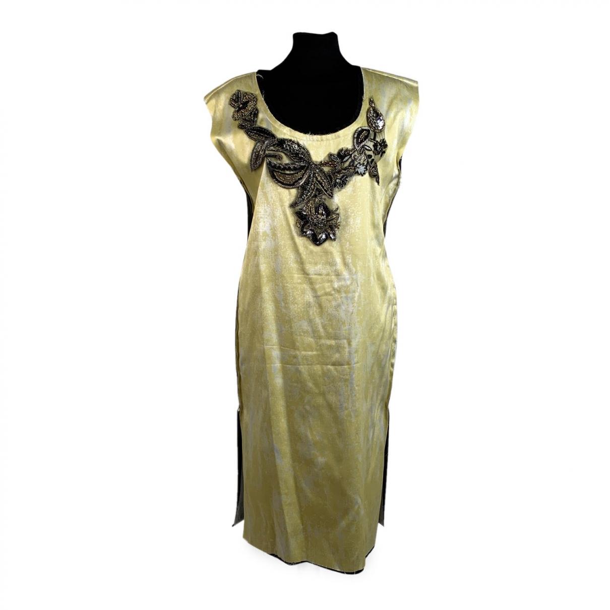 Vivienne Westwood - Robe   pour femme - jaune