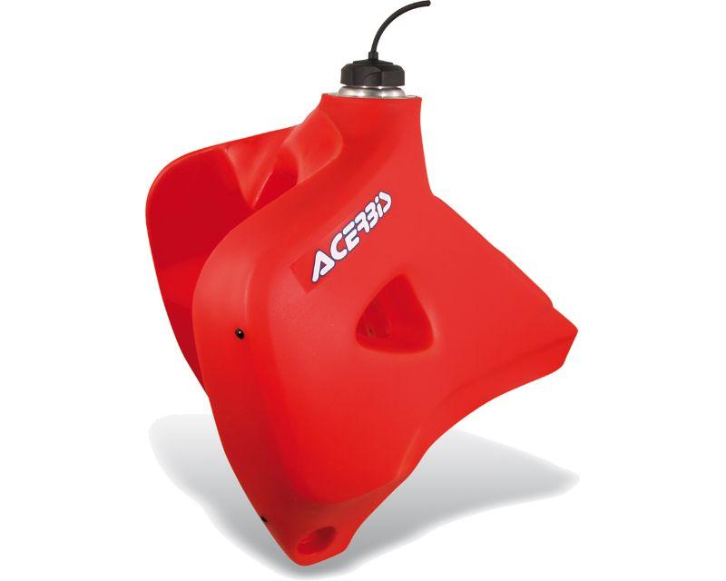 Acerbis 2140710229 Large Capacity Fuel Tank 6.3 Gallon Red Honda XR650R 00-07