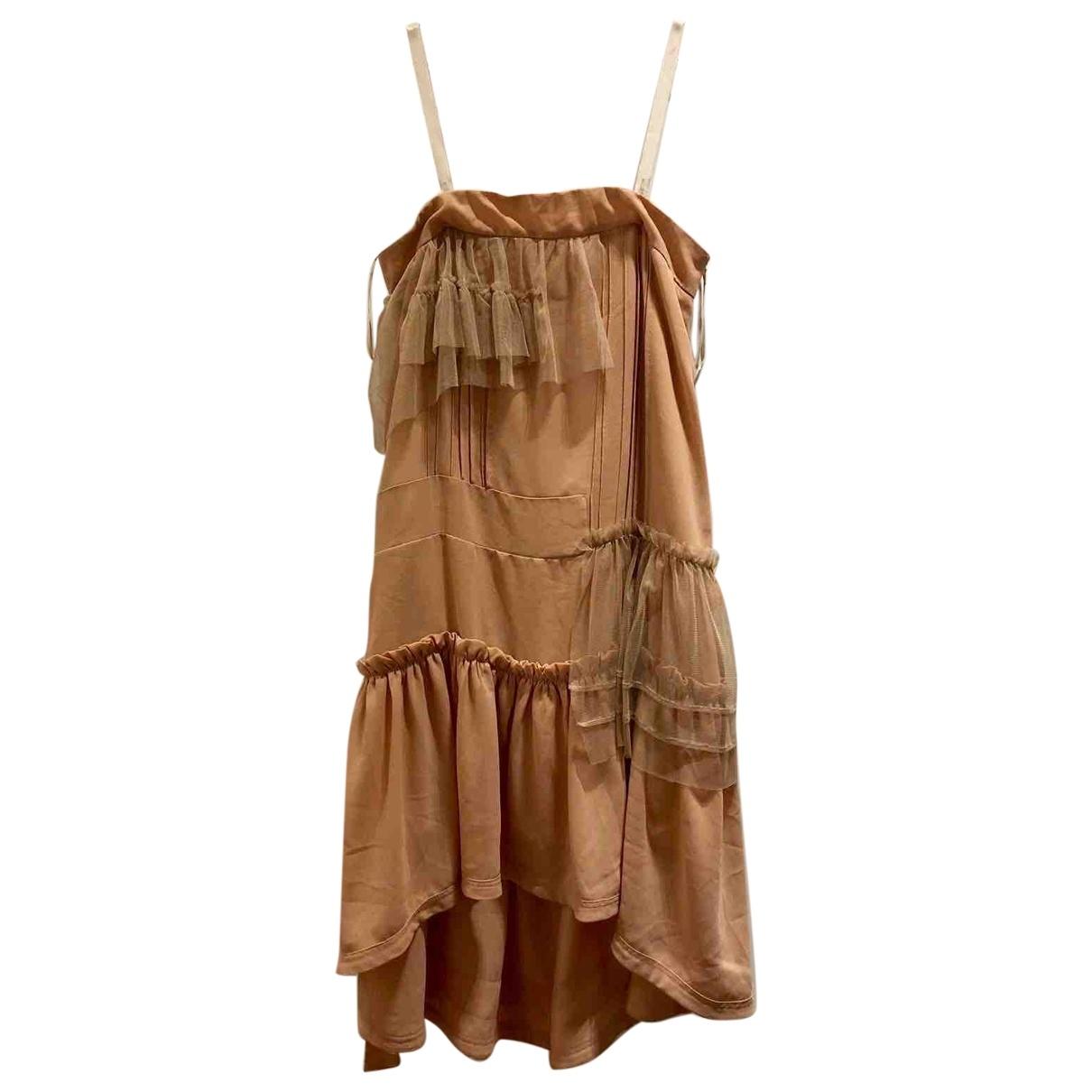 See By Chloé \N Beige dress for Women 42 IT