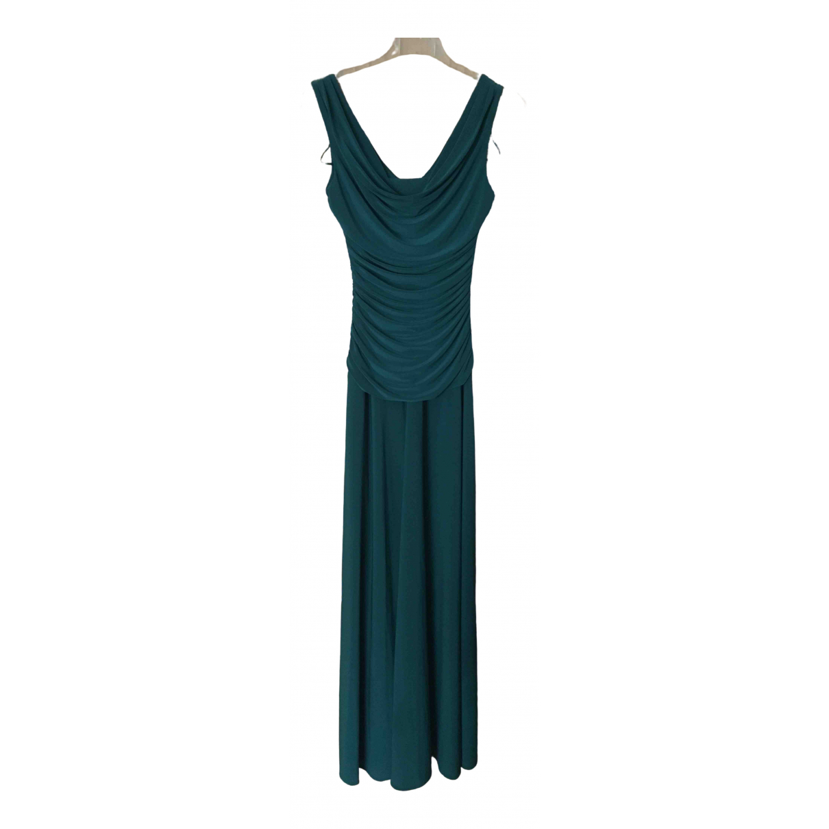 Non Signé / Unsigned \N Green dress for Women XS International