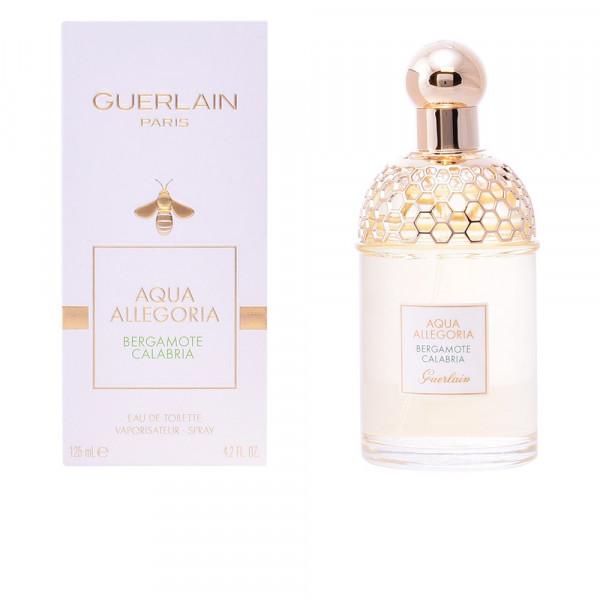 Guerlain - Aqua Allegoria Bergamote Calabria : Eau de Toilette Spray 4.2 Oz / 125 ml