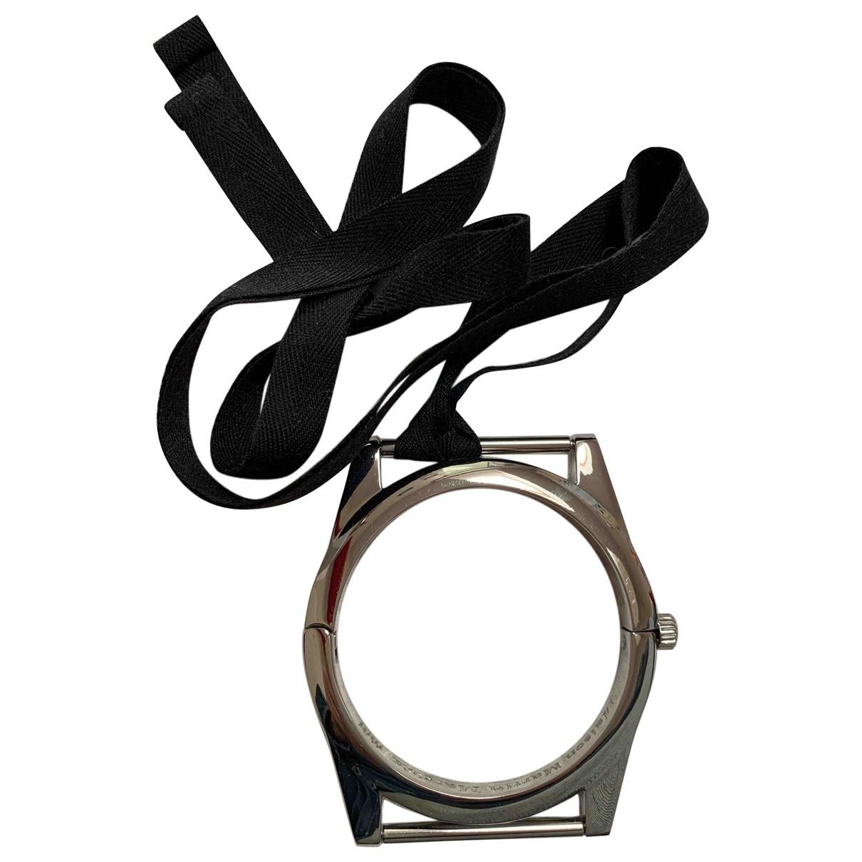 Maison Martin Margiela Pour H&m - Sautoir   pour femme en metal - argente
