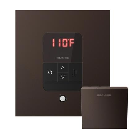 MSITEMPOSQ-ORB iTempo Square Steam Shower Control in Oil-Rubbed