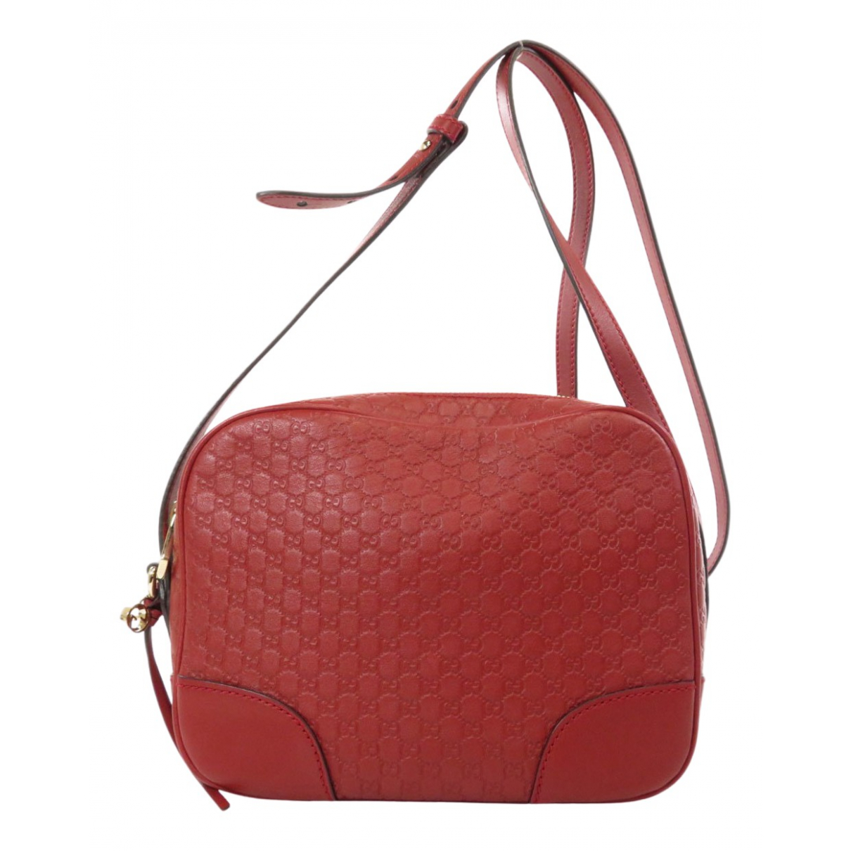 Gucci Bree Red Leather handbag for Women \N