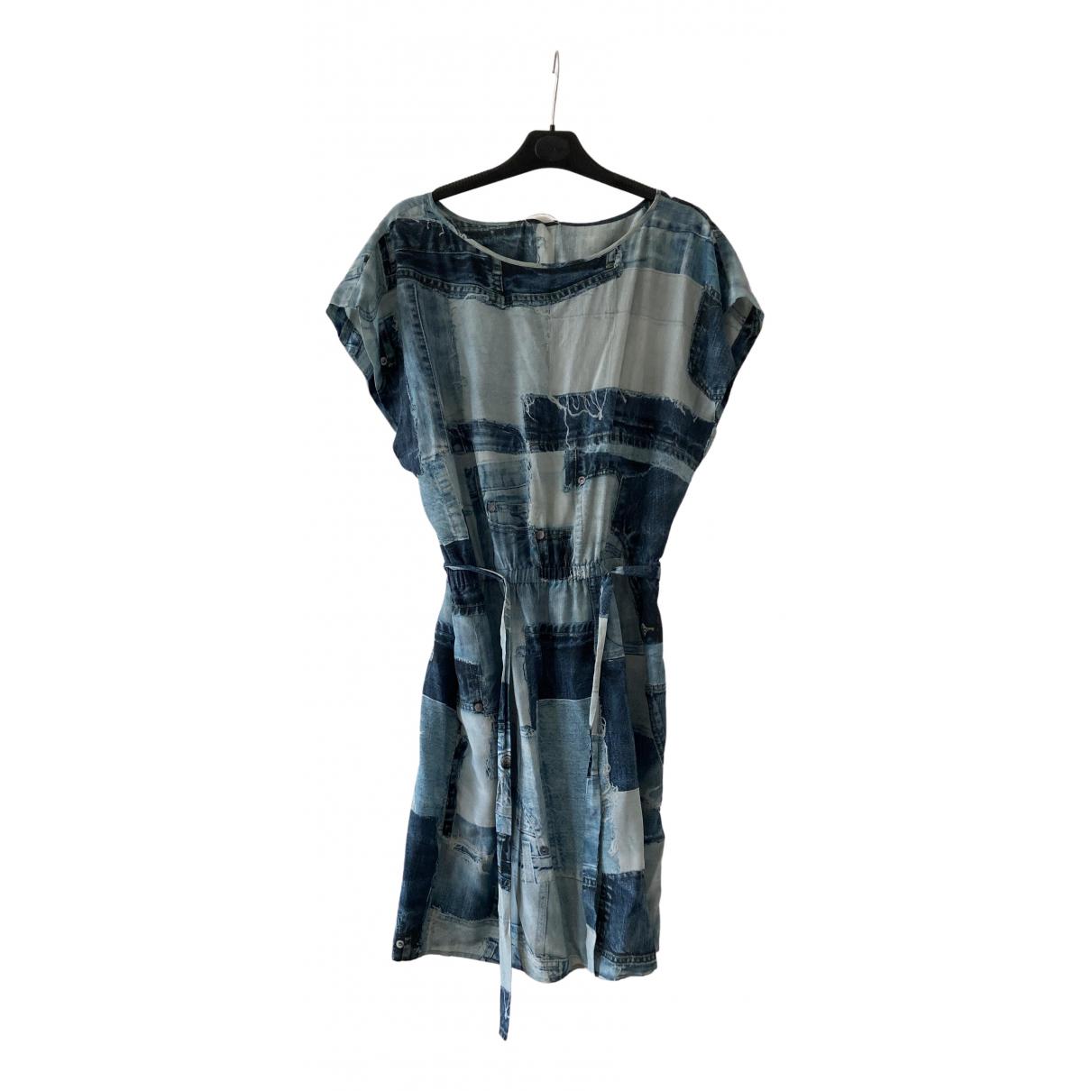 Mini vestido de Seda Emma Cook