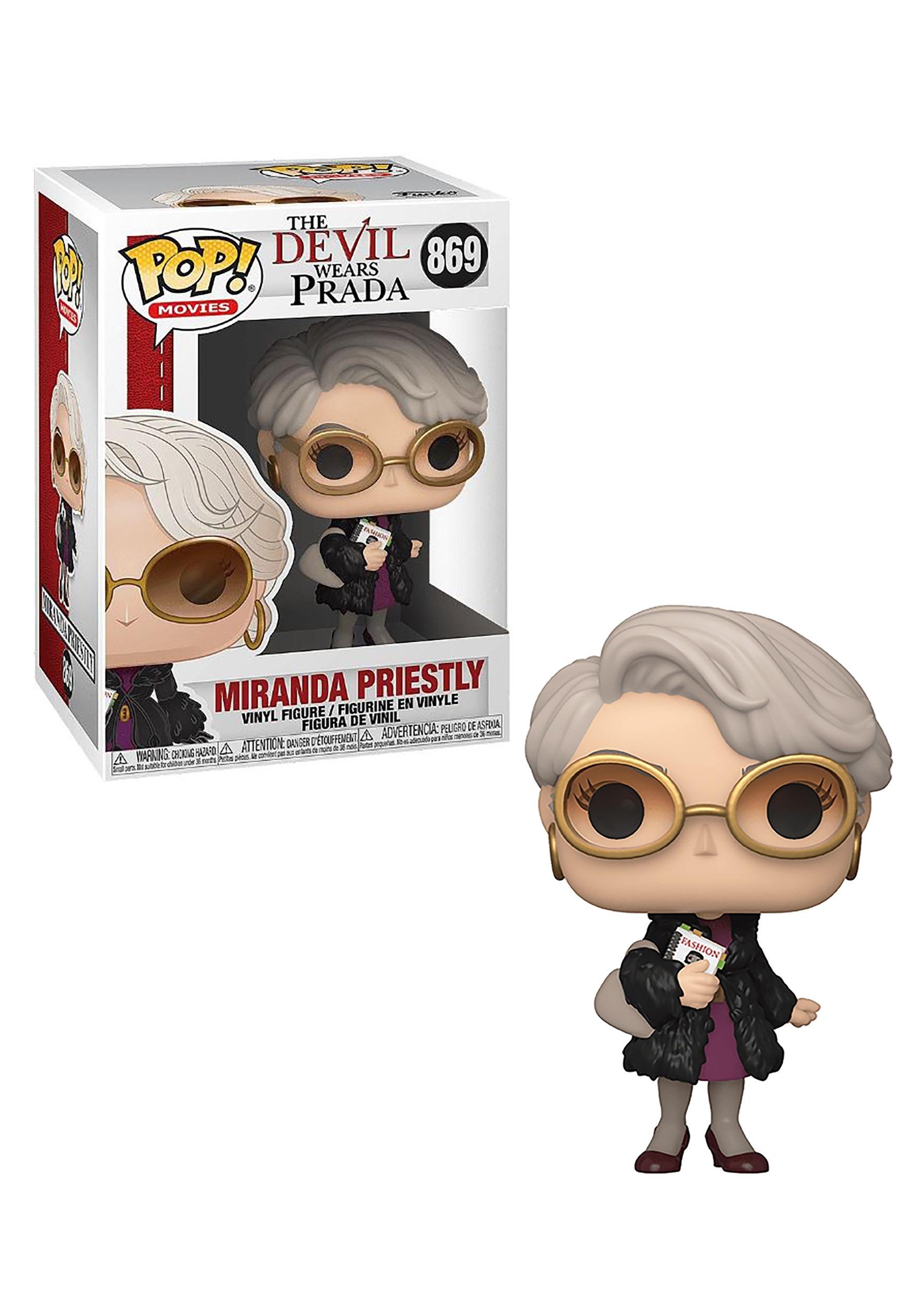Pop! Movies: Miranda Priestly - Devil Wears Prada