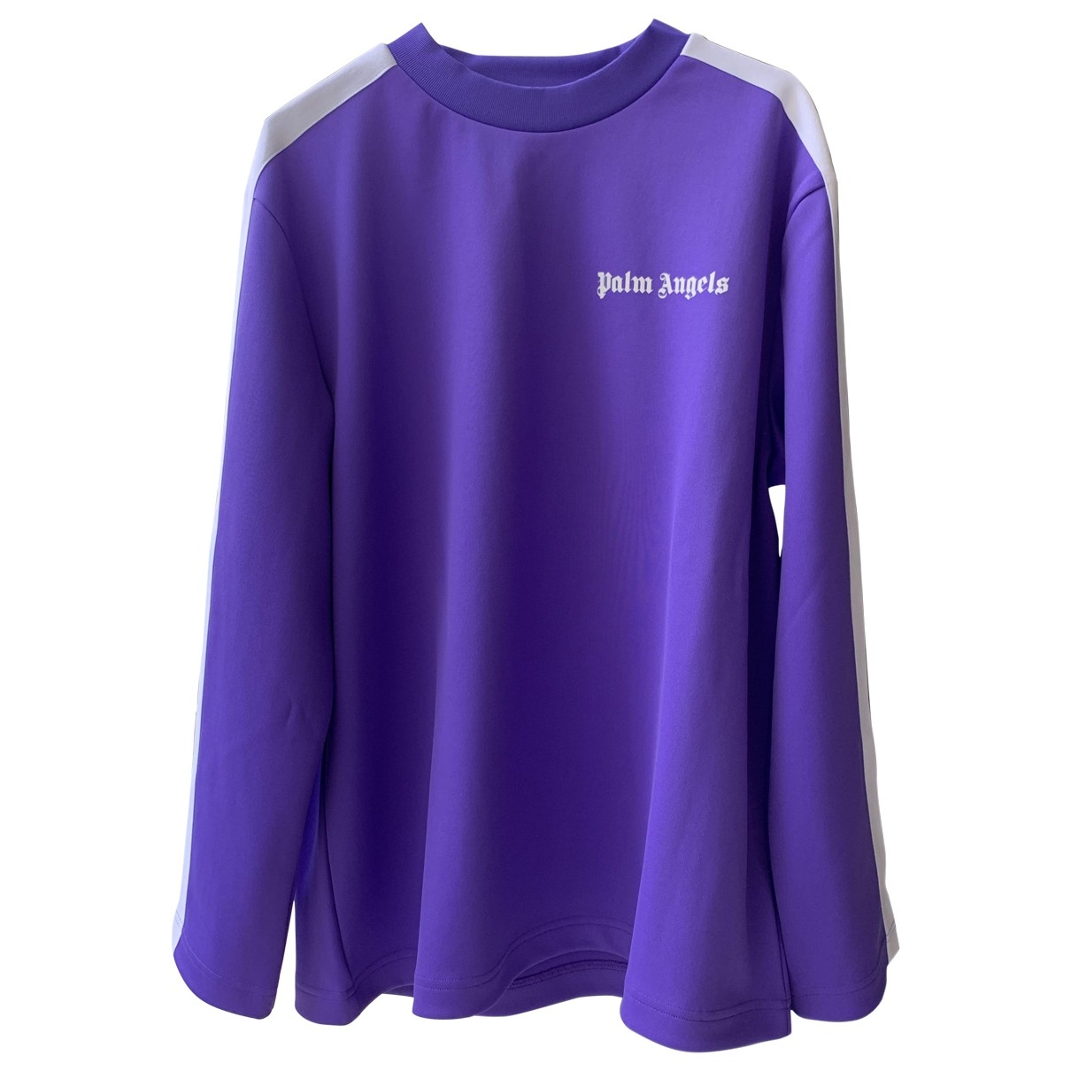 Palm Angels \N T-Shirts in  Lila Polyester