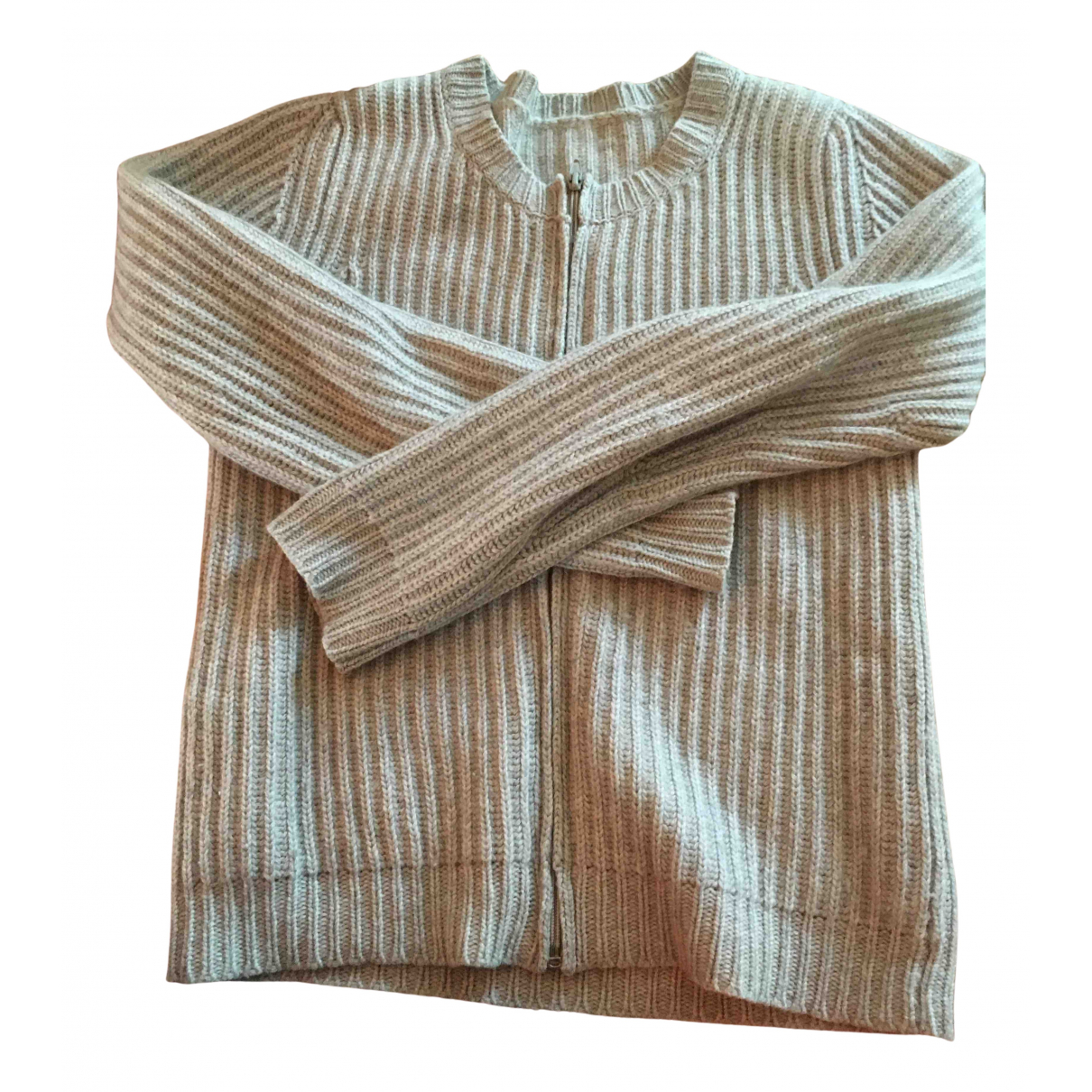 Allude N Grey Cashmere Knitwear for Women M International