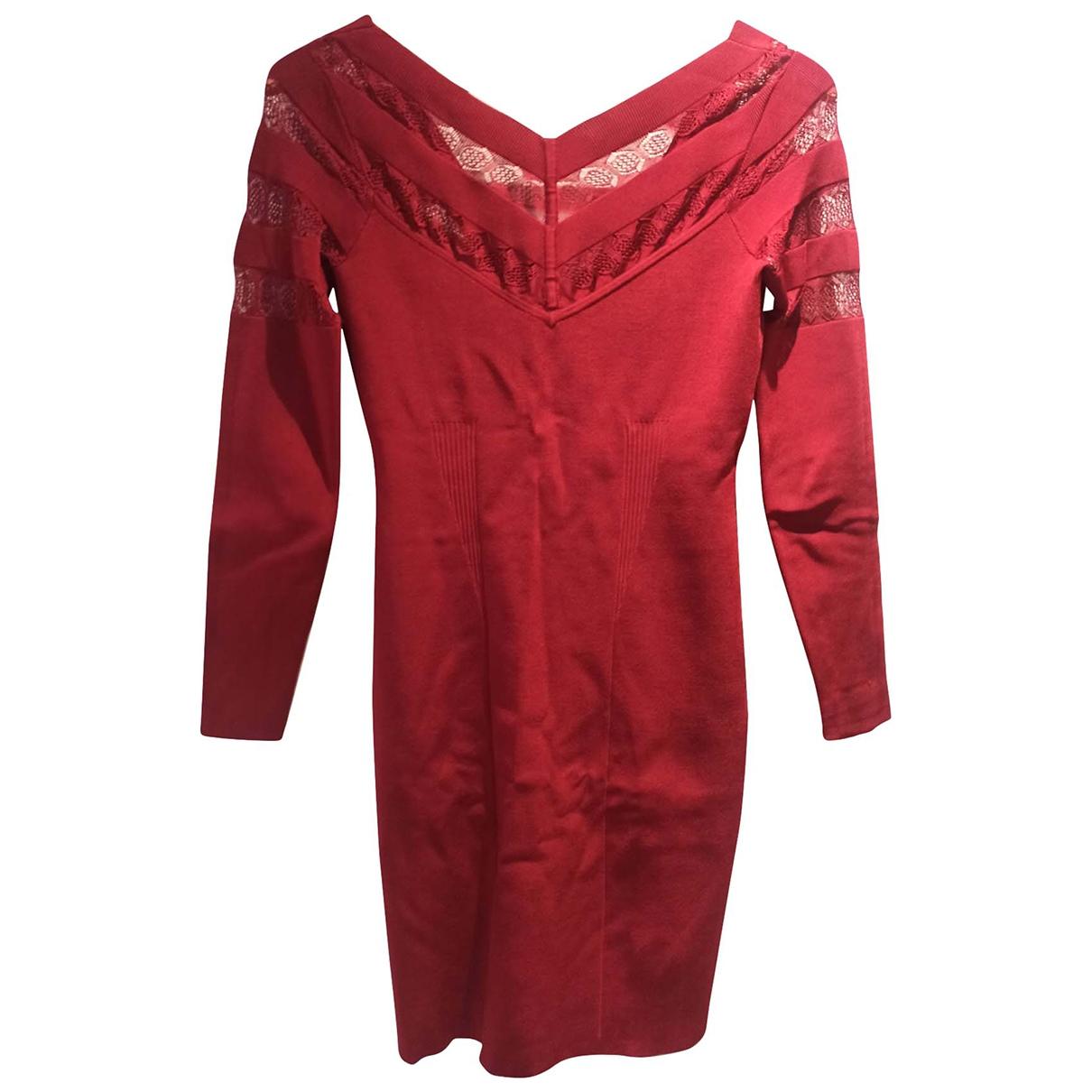 Karen Millen \N Red dress for Women 2 US