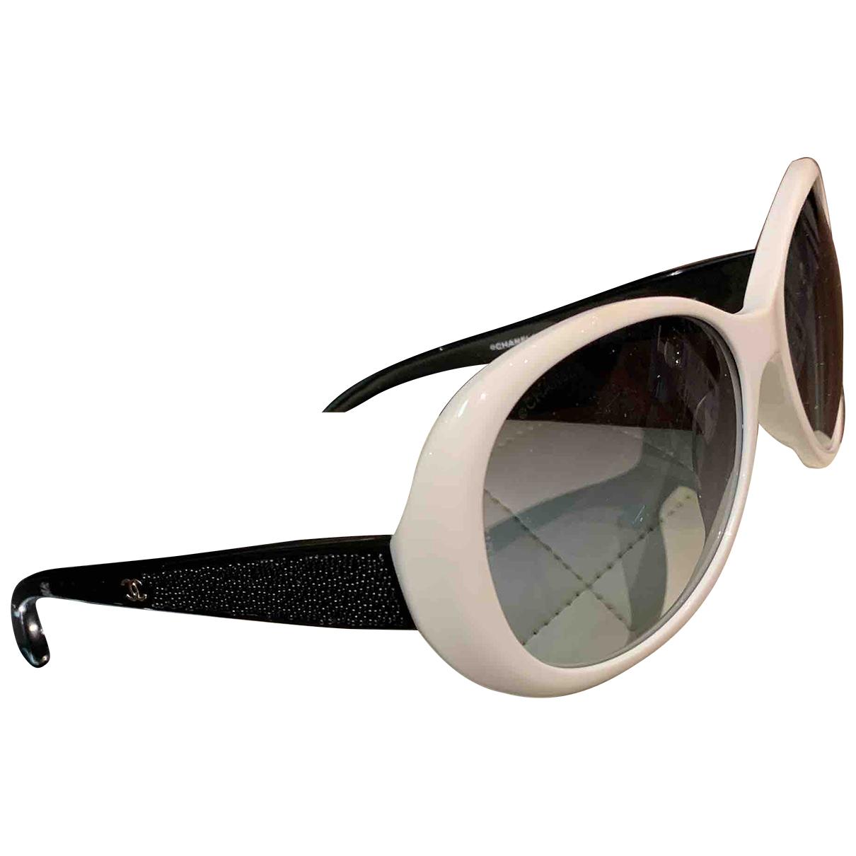Chanel - Lunettes   pour femme - blanc