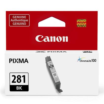 Canon PIXMA TS8320 Original Black Ink Cartridge, Standard Yield