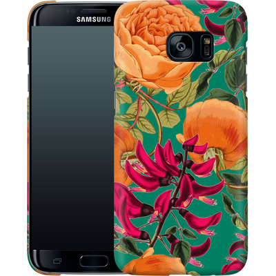 Samsung Galaxy S7 Edge Smartphone Huelle - Sweet Spring von Zala Farah