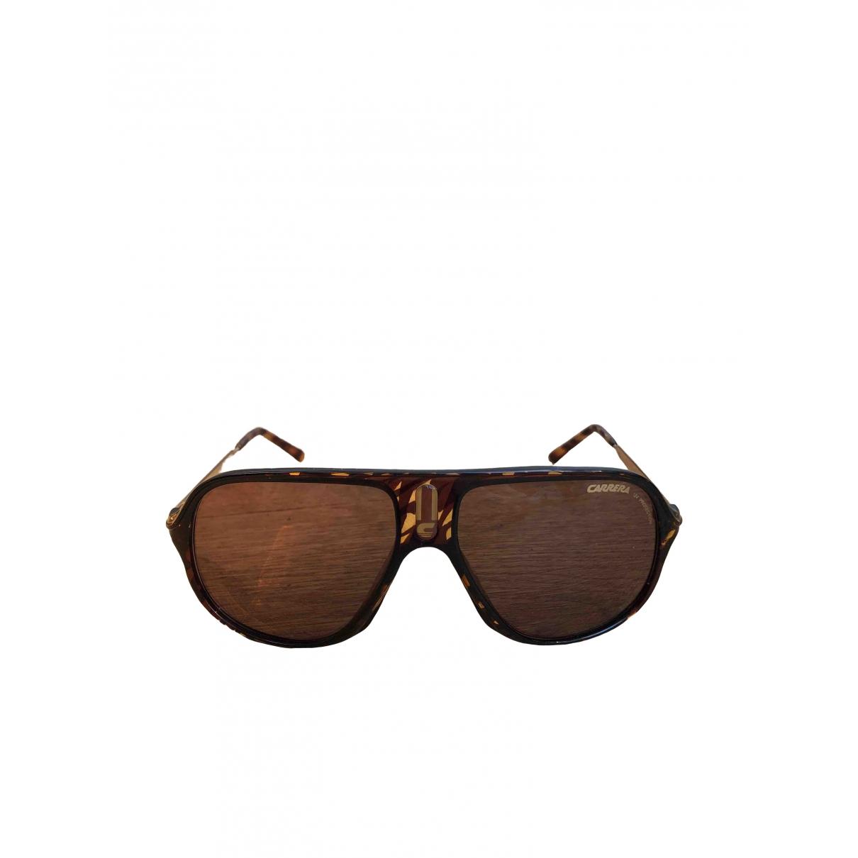 Carrera \N Brown Sunglasses for Women \N