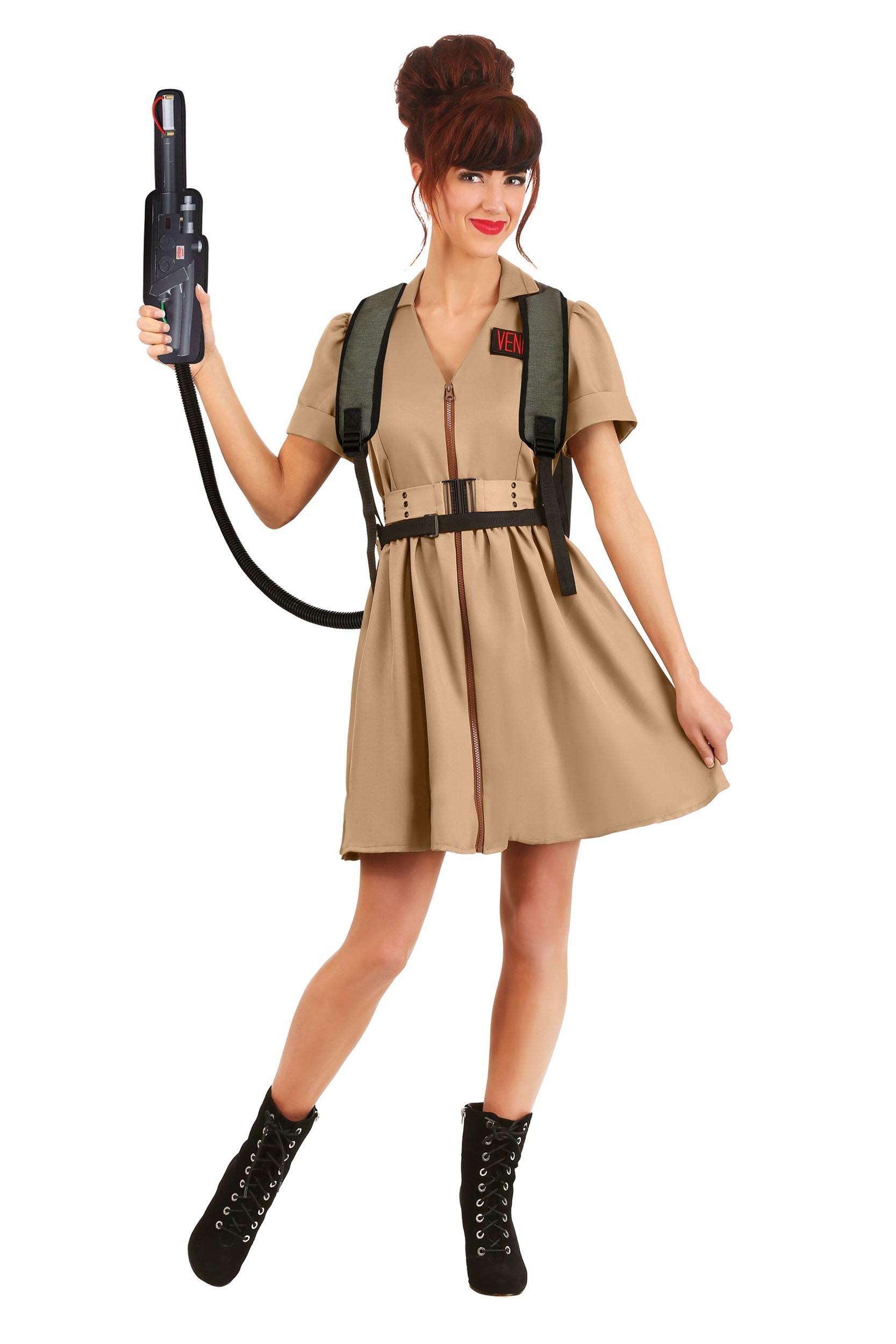 Women's Costume Dress Ghostbusters