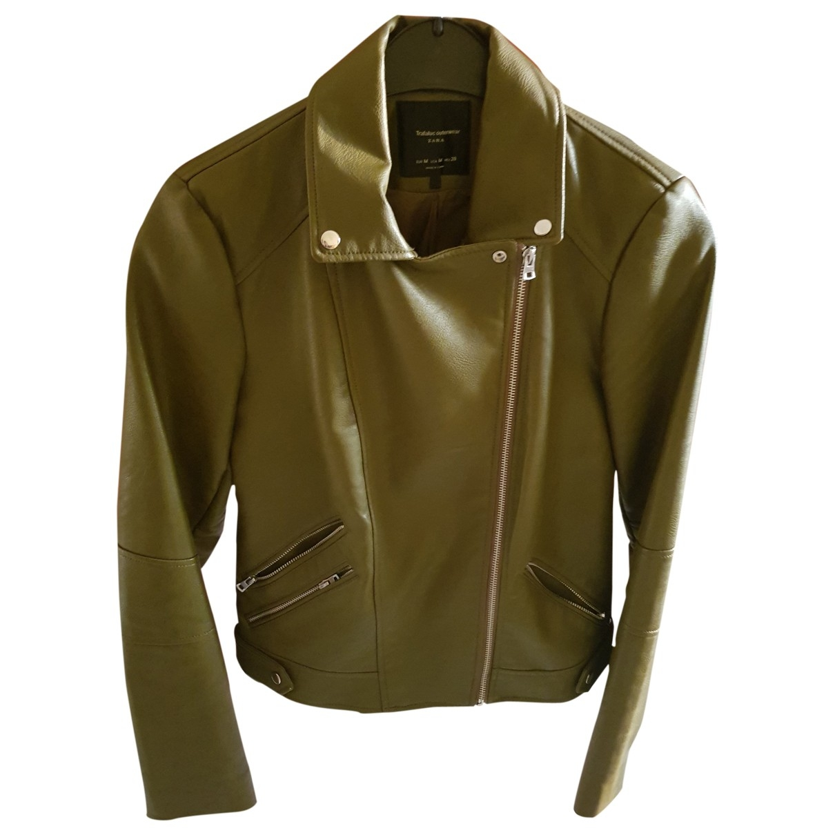 Zara \N Green jacket for Women M International