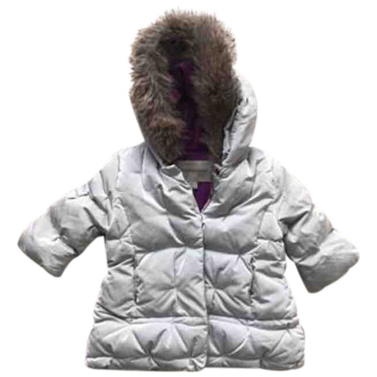 Burberry \N Grey jacket & coat for Kids 6 months - up to 67cm FR