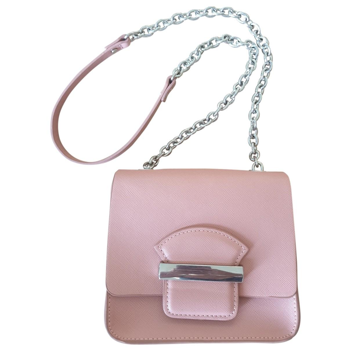 Zara - Pochette   pour femme - rose