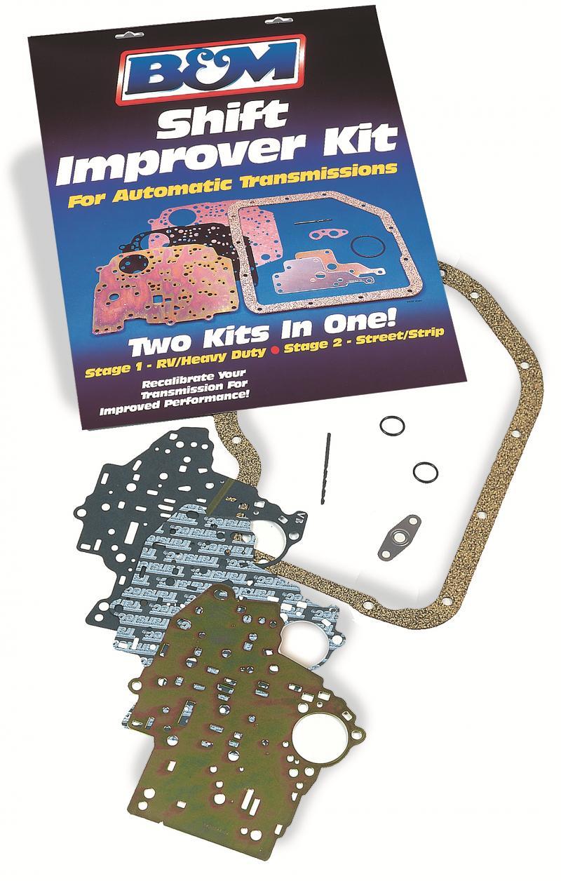 B&M Shift Improver Kit for TH2004R