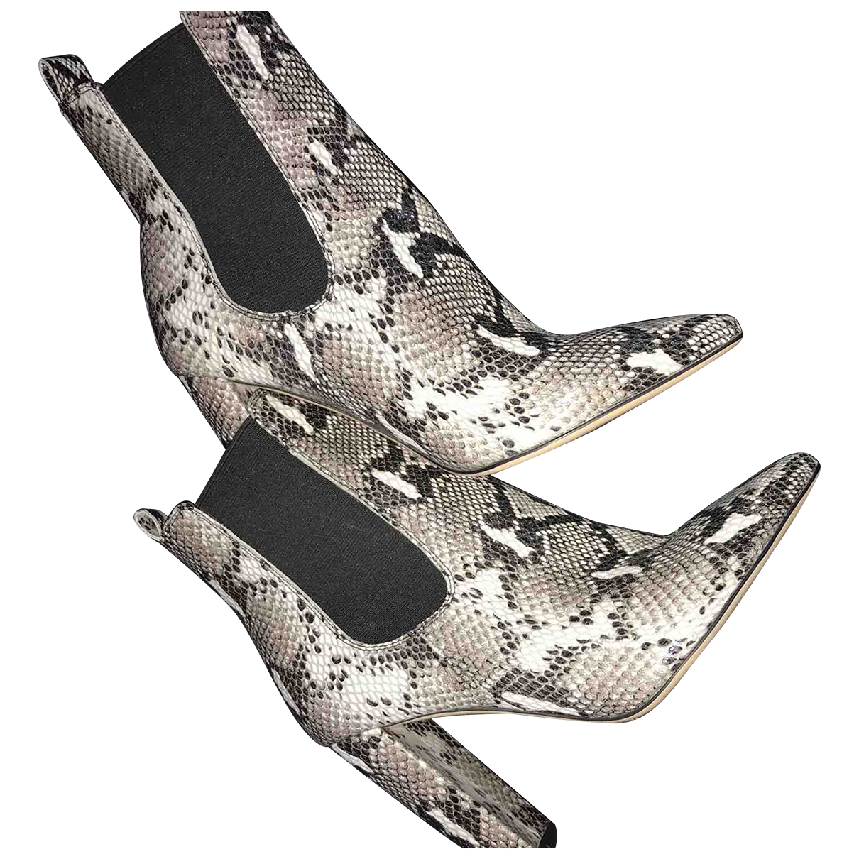 Tony Bianco \N Leather Ankle boots for Women 38 EU