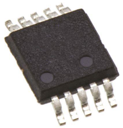 Analog Devices AD5446YRMZ, DAC, 10-Pin MSOP (50)