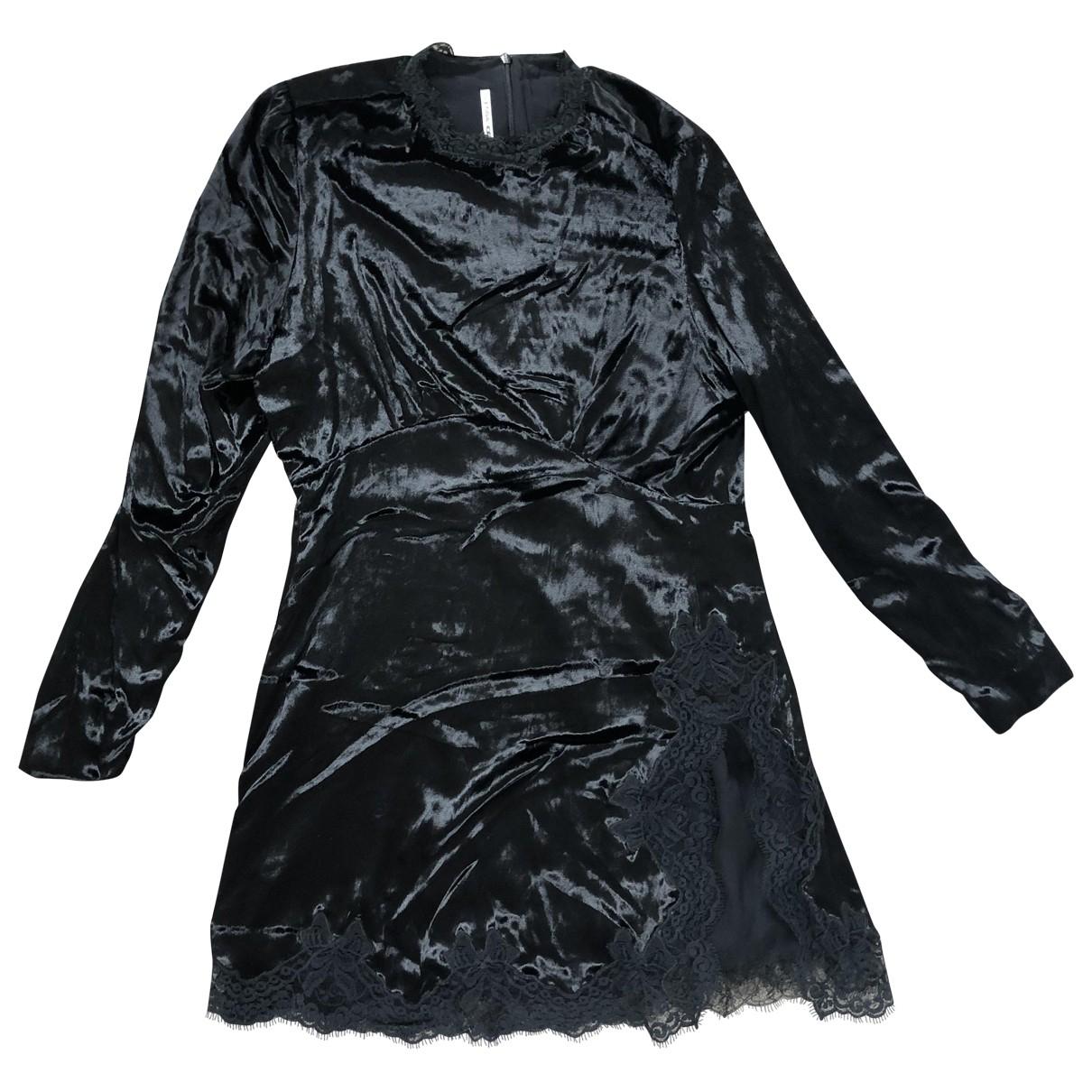 Alessandra Rich - Robe   pour femme - noir