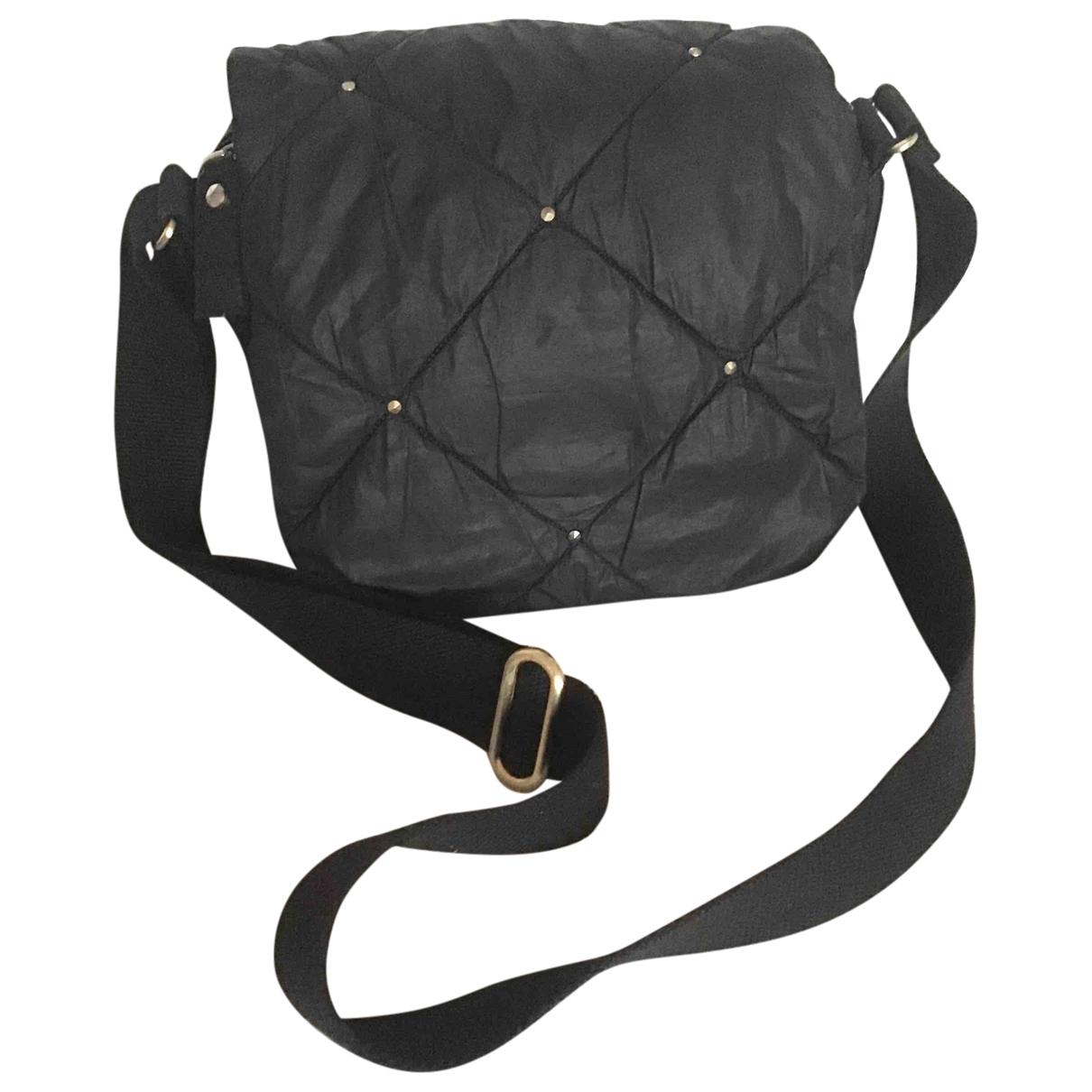 Sonia Rykiel \N Handtasche in  Schwarz Synthetik