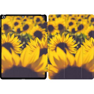 Apple iPad 9.7 (2018) Tablet Smart Case - Sunflower 2 von Joy StClaire
