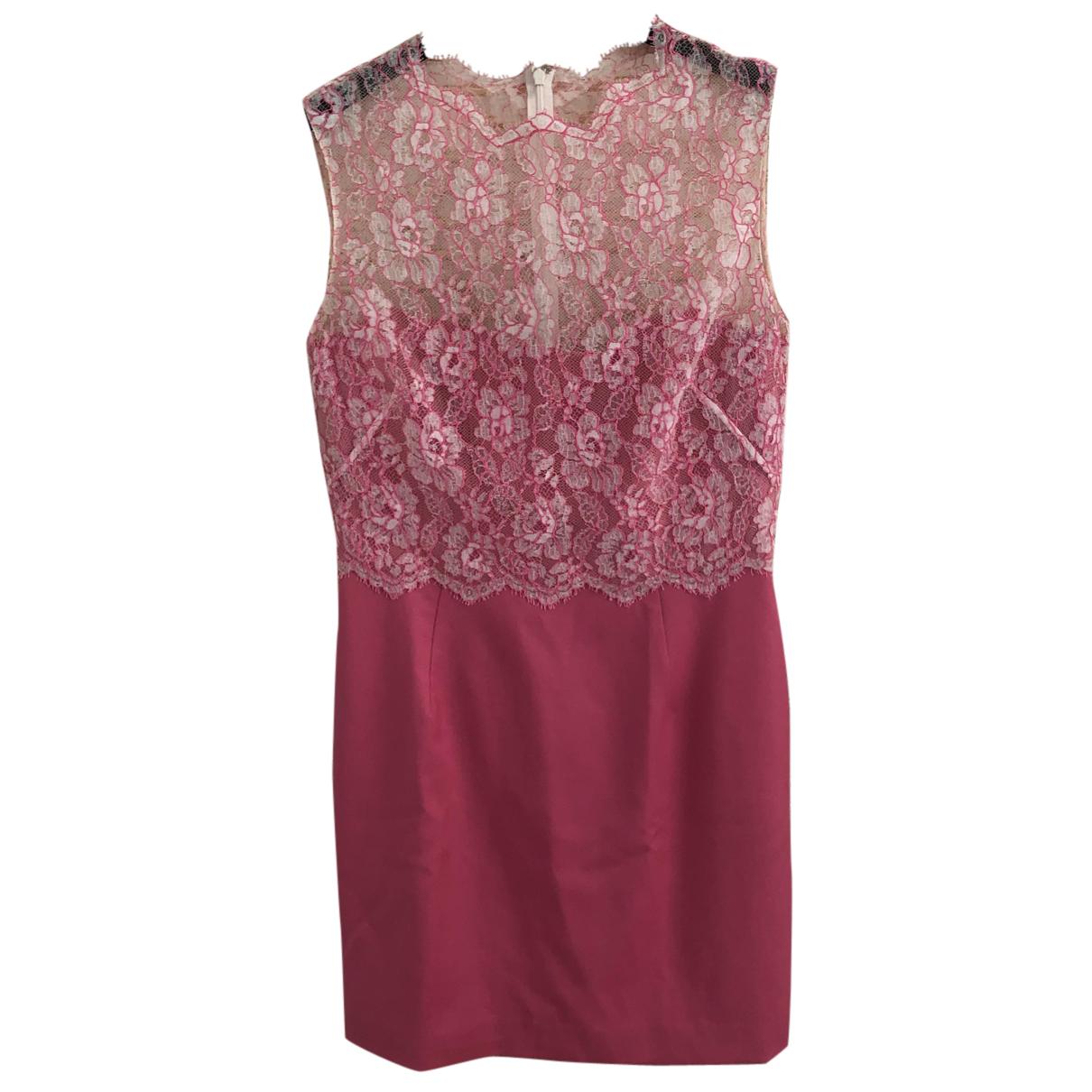 Valentino Garavani N Pink dress for Women 44 IT