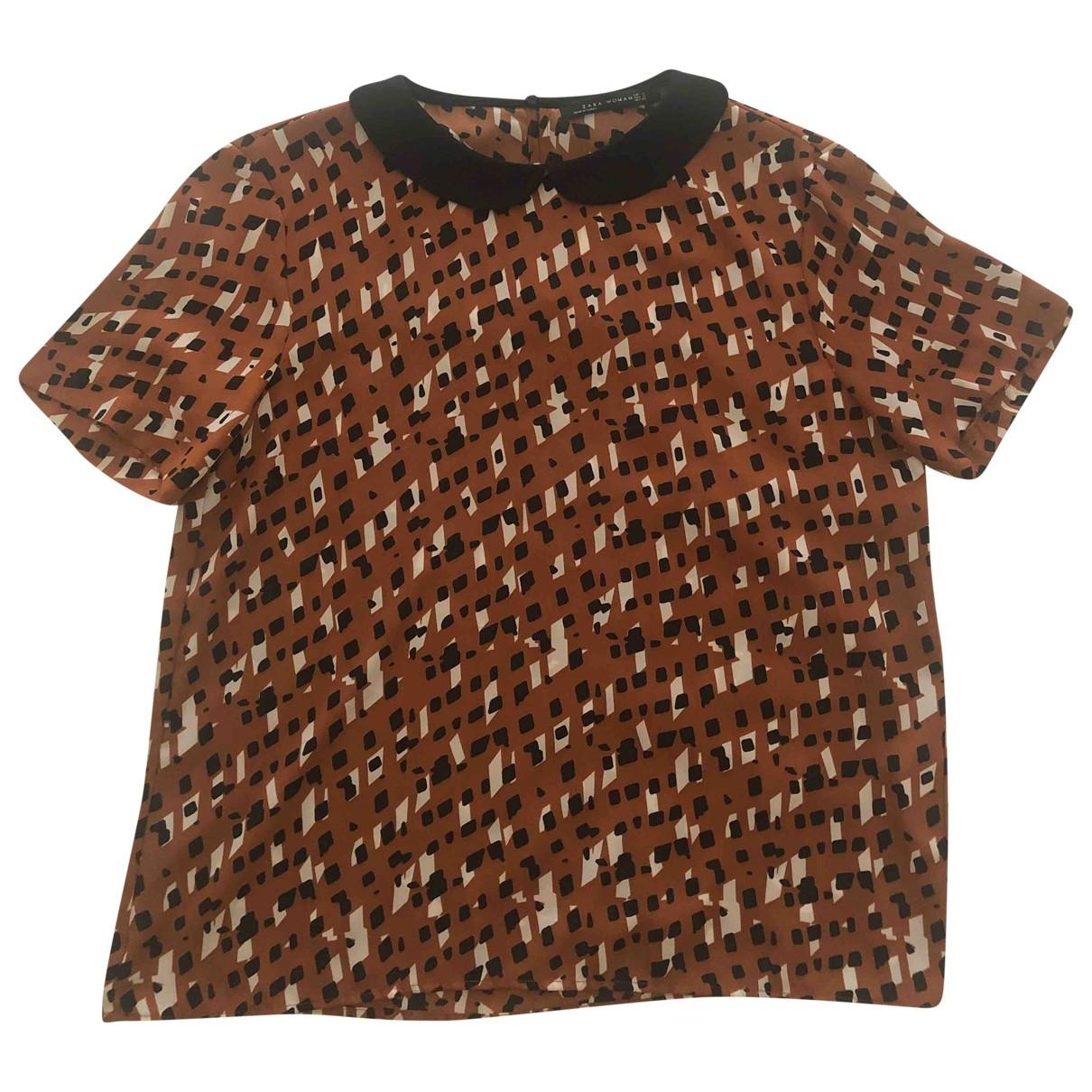 Zara \N Orange  top for Women S International