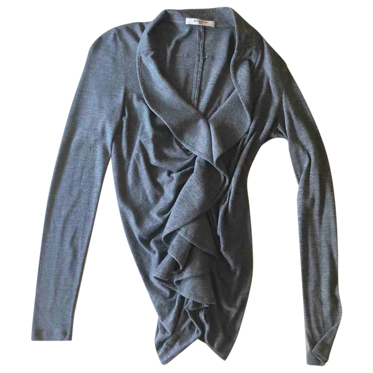 Givenchy - Pull   pour femme - gris