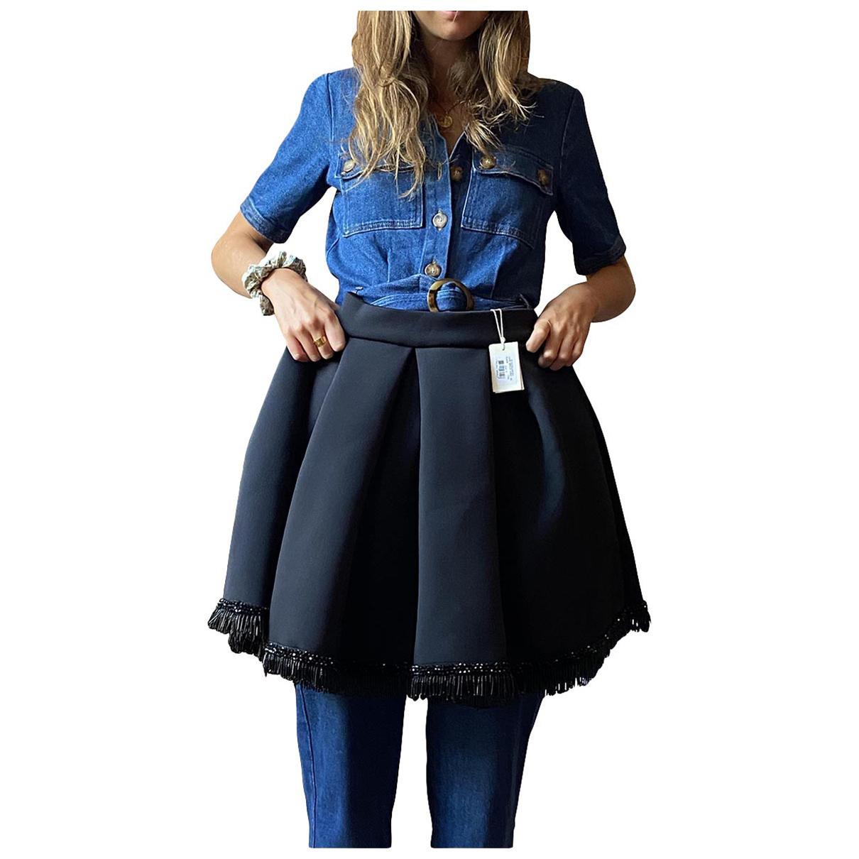 Maje \N Black skirt for Women 34 FR