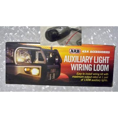 ARB Auxilliary Lighting Loom - 3500440