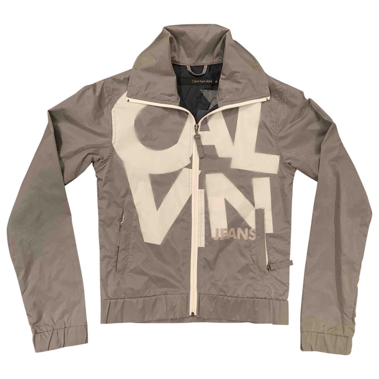 Calvin Klein \N Grey jacket for Women S International