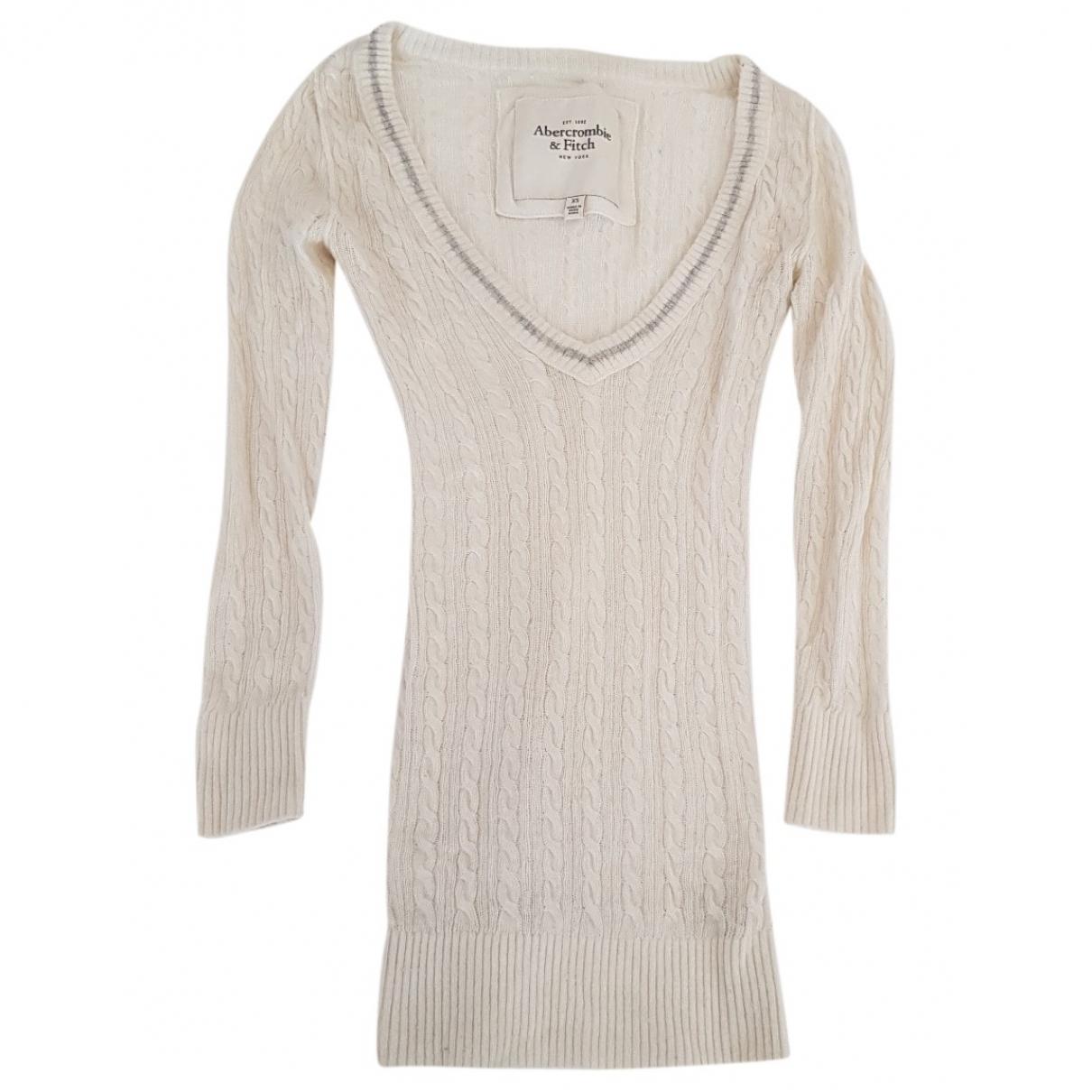 Abercrombie & Fitch \N White Knitwear for Women XS International