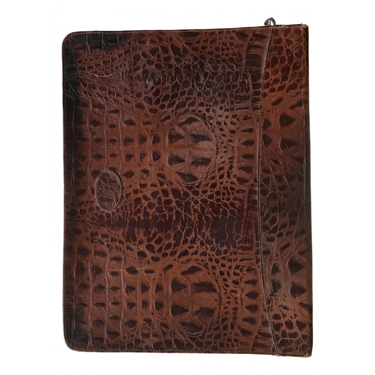 Mulberry - Objets & Deco   pour lifestyle en cuir - marron