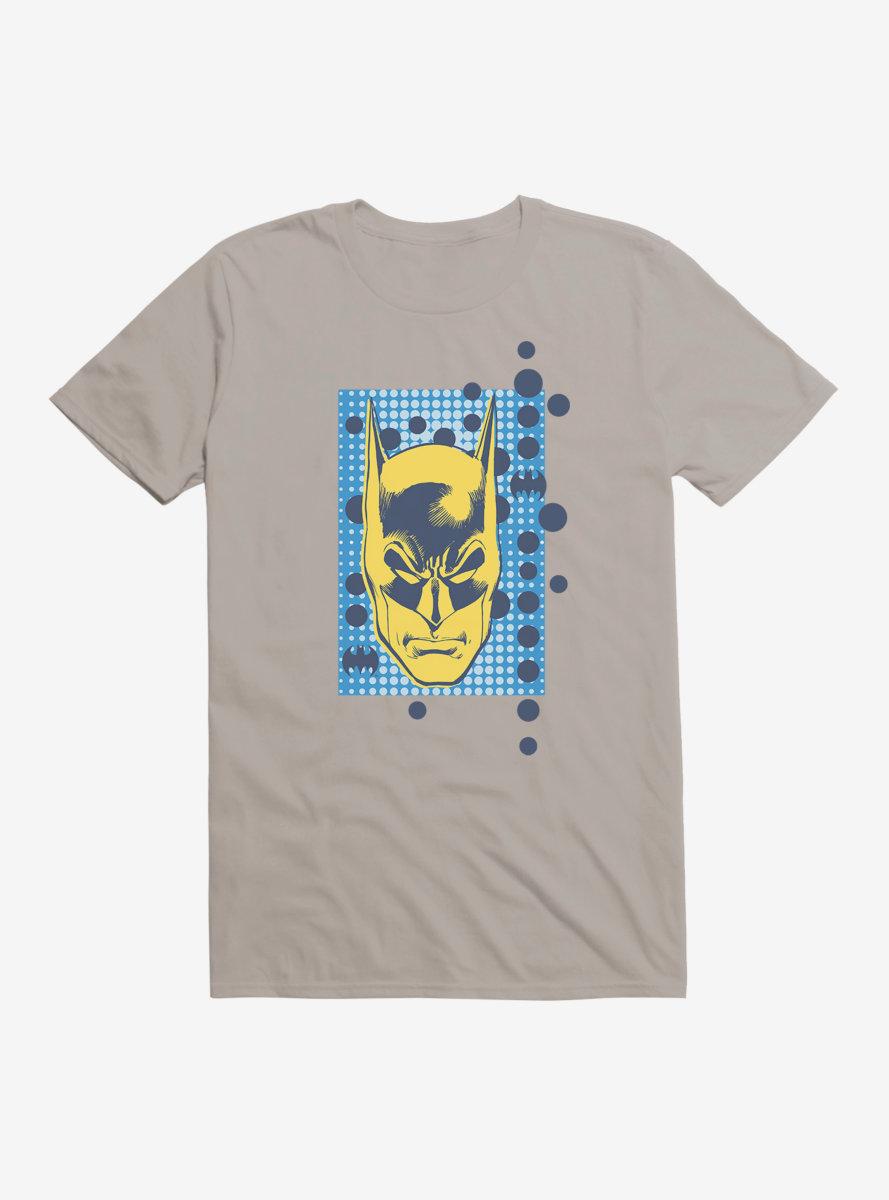 DC Comics Batman Head Pop Art T-Shirt