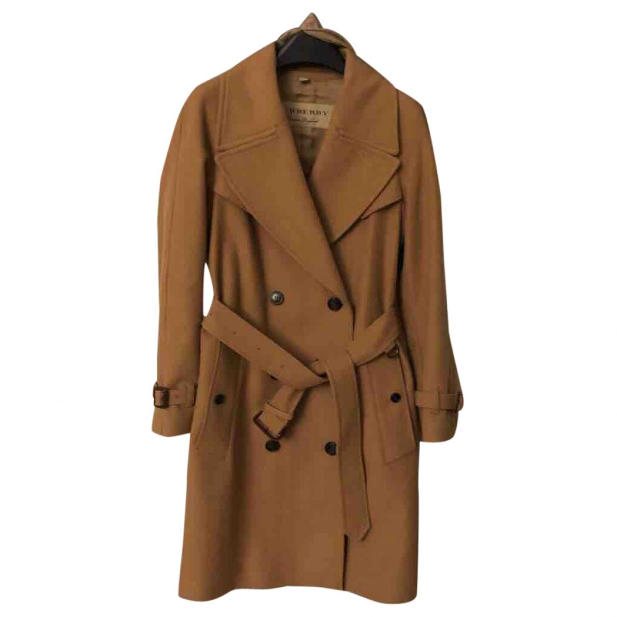 Burberry \N Wool coat for Women S International