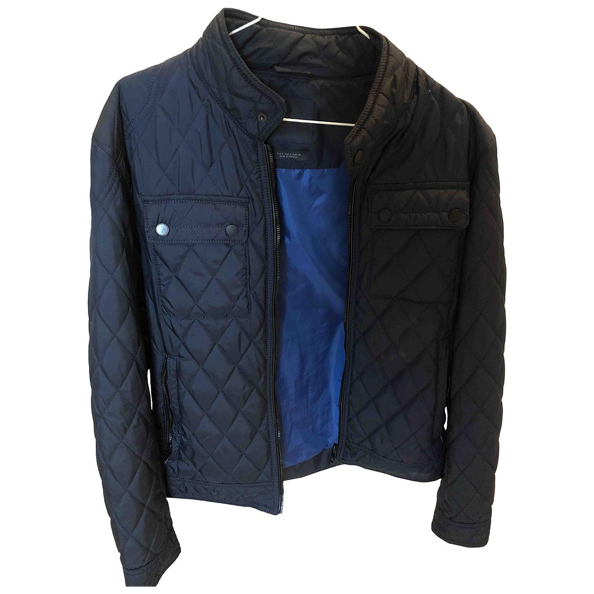 Zara - Vestes.Blousons   pour homme en autre - bleu