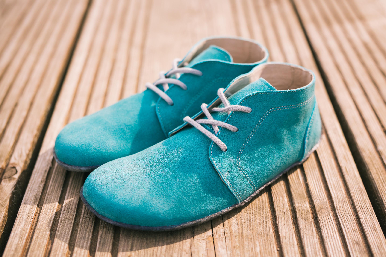 Barefoot Be Lenka Elegance ganzjaehrig - Tuerkis 45