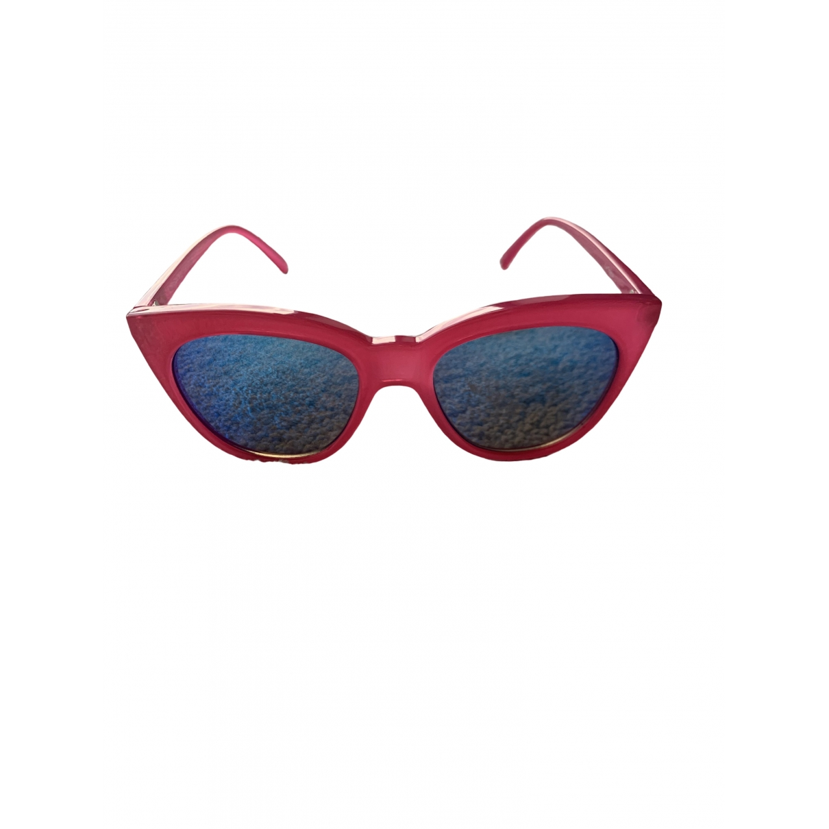 Le Specs \N Pink Sunglasses for Women \N