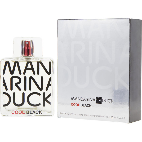 Cool Black - Mandarina Duck Eau de Toilette Spray 100 ML