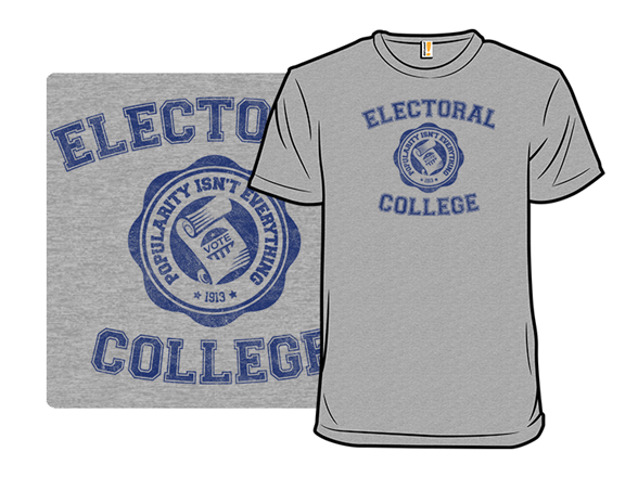 Electoral College T Shirt