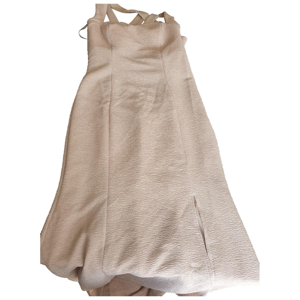 Maxi vestido de Con lentejuelas Non Signe / Unsigned