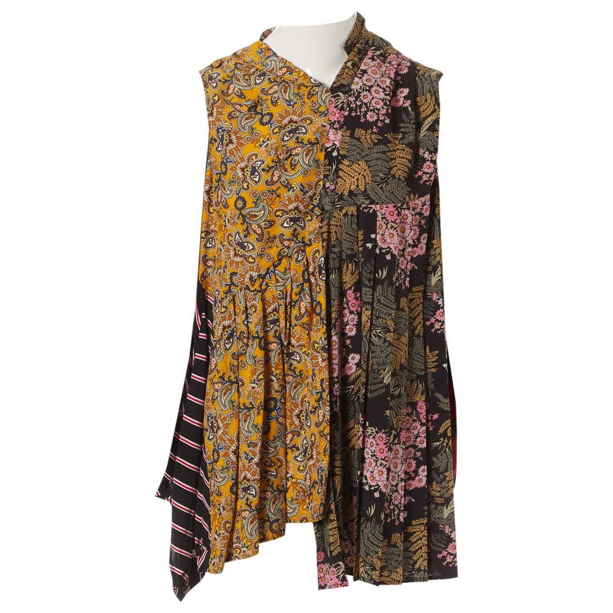 Balenciaga \N Multicolour  top for Women 34 FR