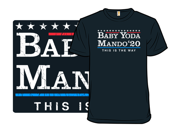 This Is The Vote T Shirt