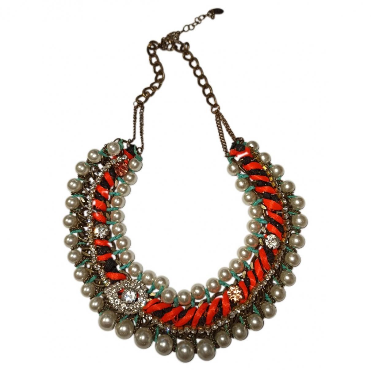 Zara - Bijoux de tete   pour femme en perle - multicolore