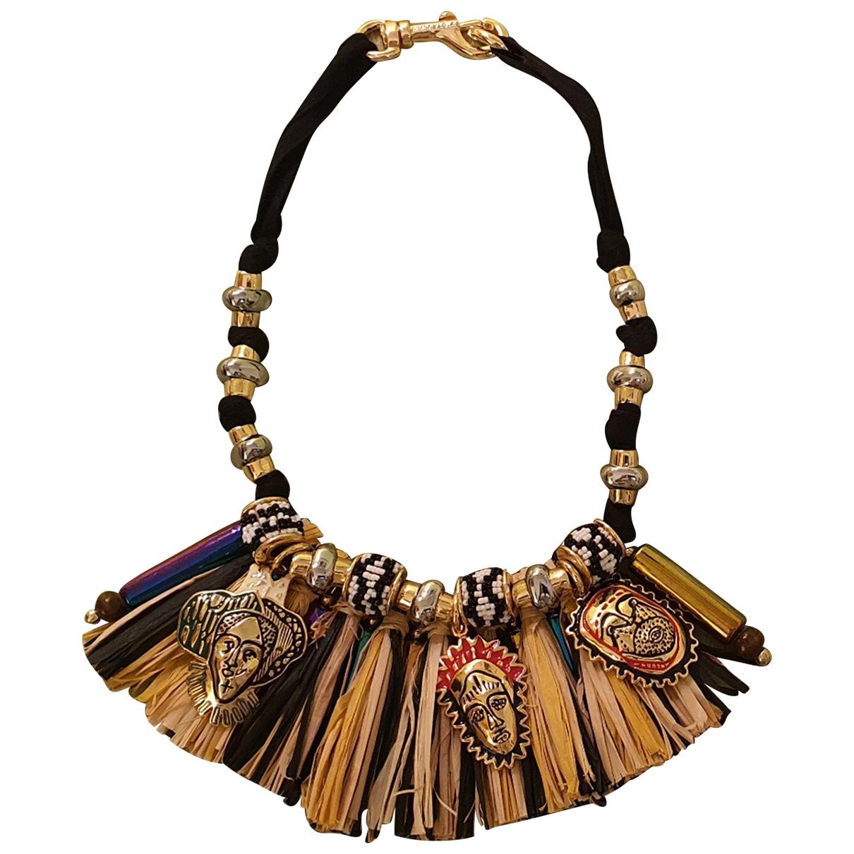 Bimba Y Lola \N Multicolour Metal necklace for Women \N