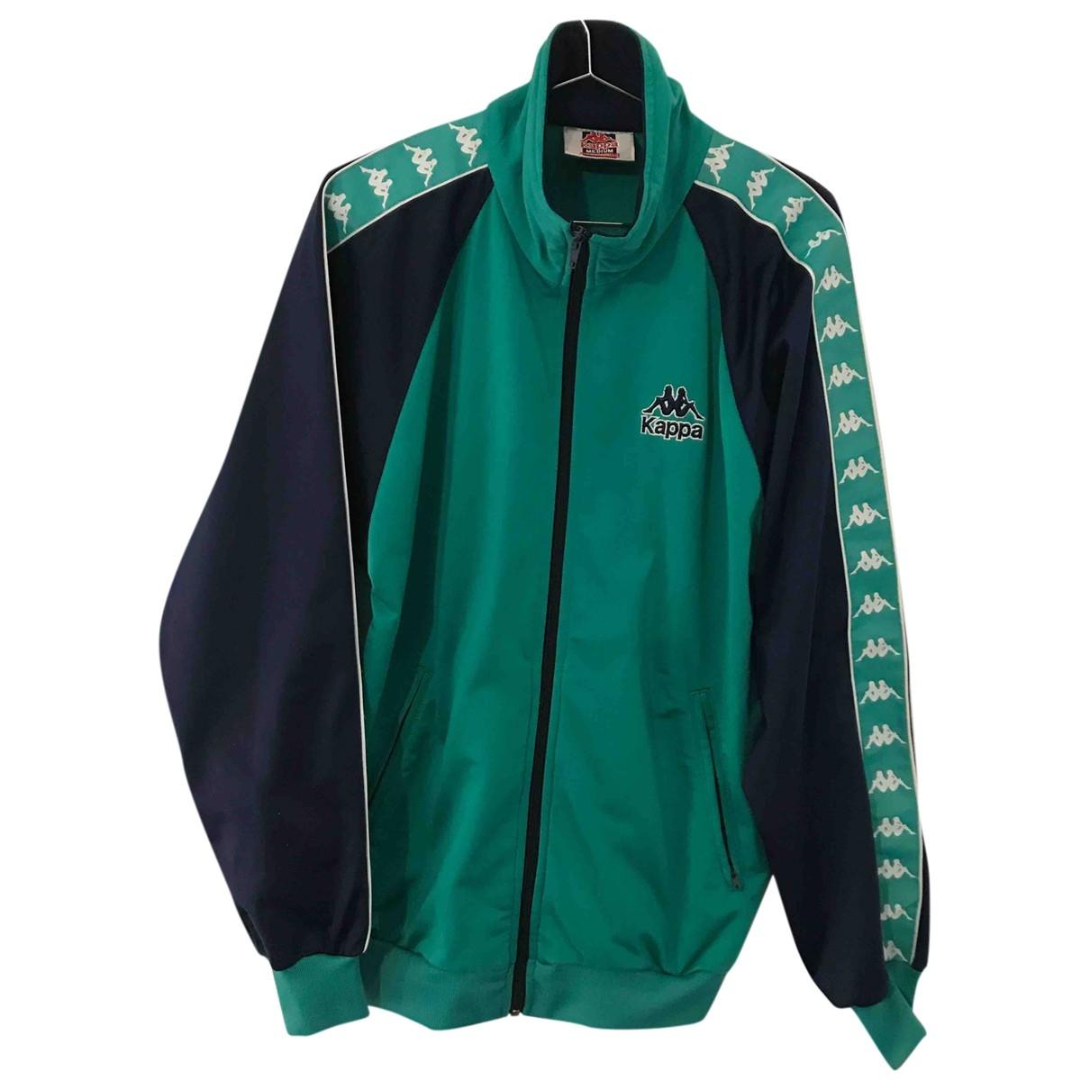 Kappa \N Pullover.Westen.Sweatshirts  in  Bunt Polyester