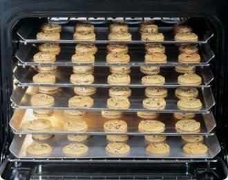 ACS303 Cookie Sheets (Set of 3) for 30